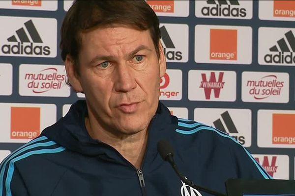 L'entraîneur Marseillais a fait un point infirmerie avant le déplacement dans la ville rose de demain soir
