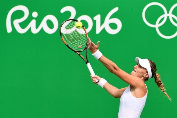 Kristrina Mladenovic est passée à côté de ses JO.