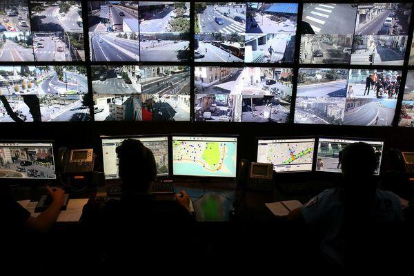 Les fonctionnaires en poste au Centre de supervision urbain de Nice le soir de l'attentat du 14 juillet ont été entendus.