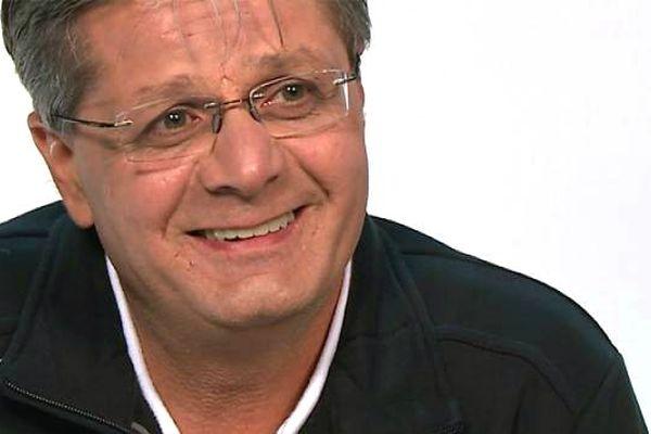 Jean-Louis Borg, entraîneur et désormais manager de la JDA Dijon Basket.
