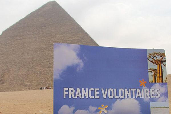 France Volontaires ( Egypte)