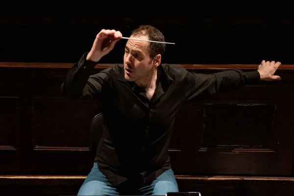 Laurent Campellone, nouveau directeur du Grand Théâtre de Tours.