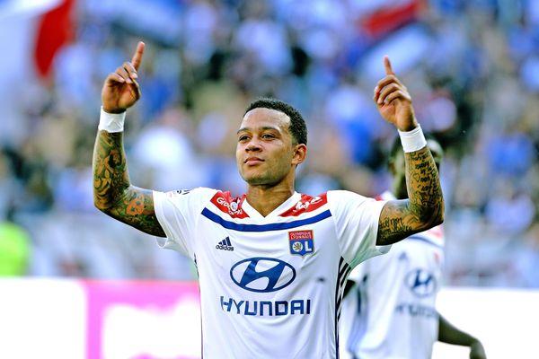 Les Lyonnais attendent beaucoup de leur capitaine, l'attaquant Memphis Depay.