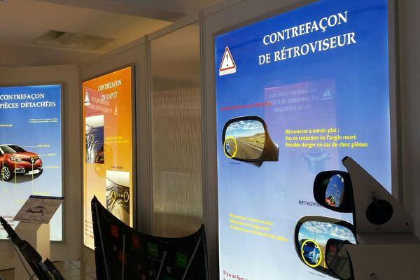 L'exposition se tiendra du 9 au 30 juillet à l'Office du tourisme de Laguiole dans l'Aveyron.