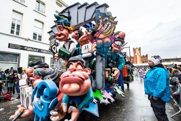 Accusé d'antisémitisme, le carnaval belge d'Alost est retiré de la liste du patrimoine immatériel de l'Unesco