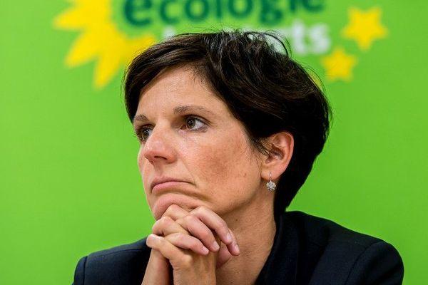 Sandrine Rousseau, tête de liste EELV aux régionales Nord-Pas-de-Calais Picardie
