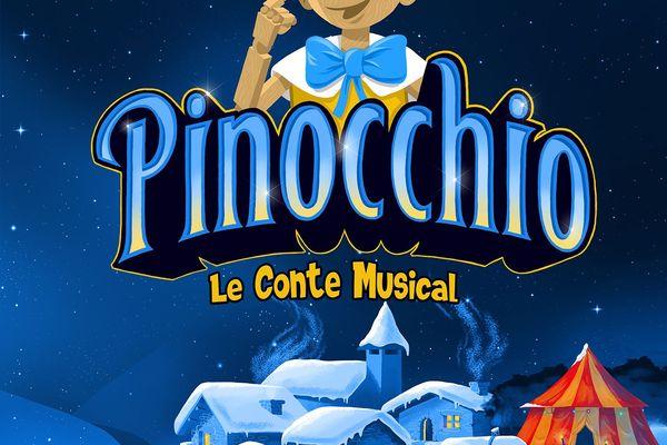 Emotion, poésie, humour et magie seront sur la scène de l'Odéon le 17 décembre avec le conte musical Pinocchio.