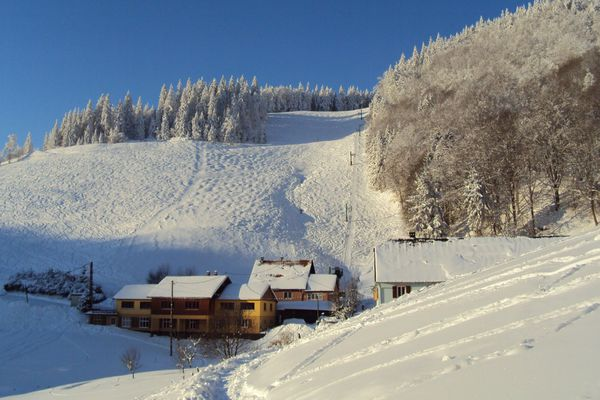La station de ski familiale Les Bagenelles, dans le Haut-Rhin, fête ses 50 ans en 2021.