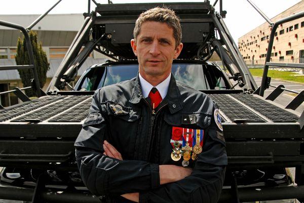 Général d'armée Denis FAVIER - directeur général de la gendarmerie nationale