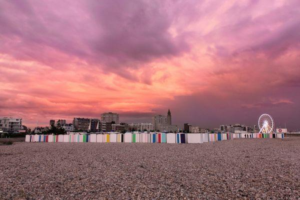 Soir d'été au Havre...