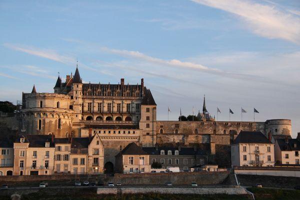 Amboise, la Loire et son château