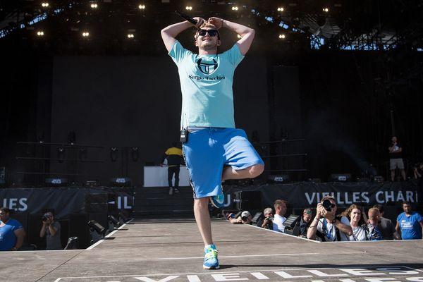 Le rappeur Vald se produira le vendredi 26 juin sur la scène de la Magnifique Society.