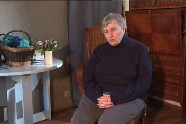 Michèle-France Pesneau, religieuse, s'est confiée dans un documentaire sur les femmes religieuses victimes d'abus sexuels dans l'Eglise