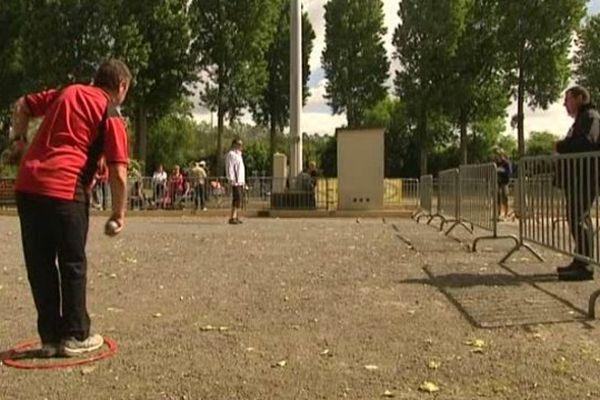 Plusieurs centaines de joueurs sont présents au Parc des Expos de Caen