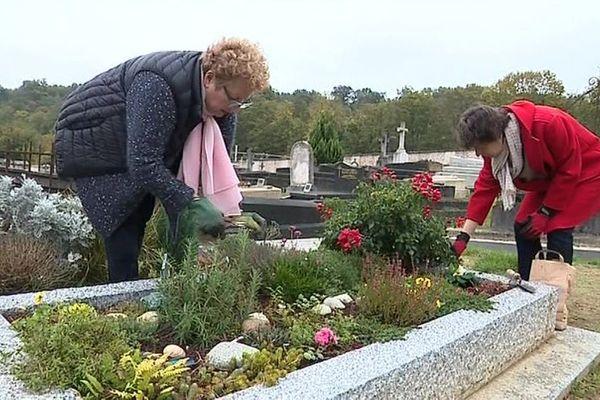 Le concept de tombe-jardin a déjà séduit une trentaine de clients en Île-de-France.