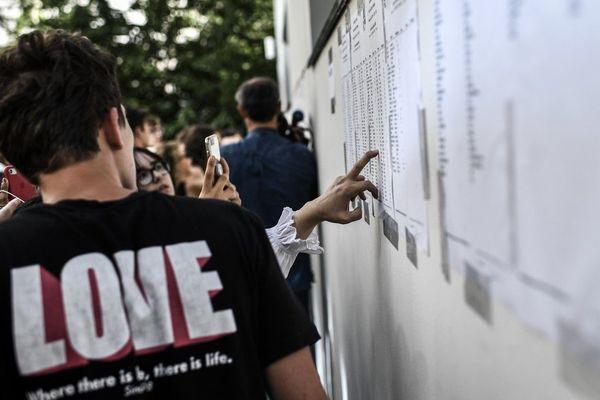 77,1 % des candidats de l'académie de Lille ont leur bac en poche dès le premier tour