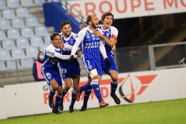 Illustration. Le SC Bastia n'a pas concédé le moindre point en championnat depuis 18 décembre.