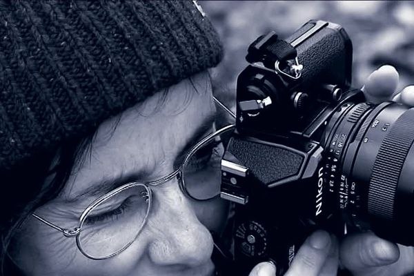La photographe Marie Trolliet.