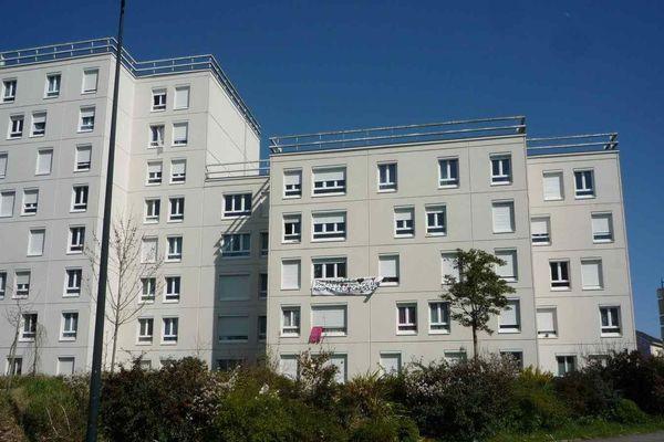 Au sud de Nantes le quartier populaire du Clos Toreau compte une vingtaine d'immeubles et regroupe 1300 habitants