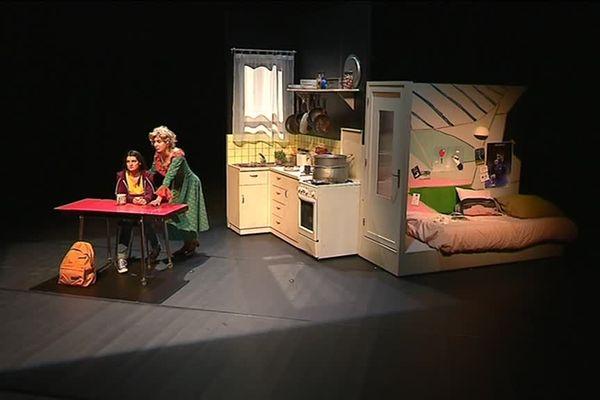 """""""Verte"""", c'est maintenant une pièce de théâtre jeune public, adaptée du roman de Marie Desplechin"""