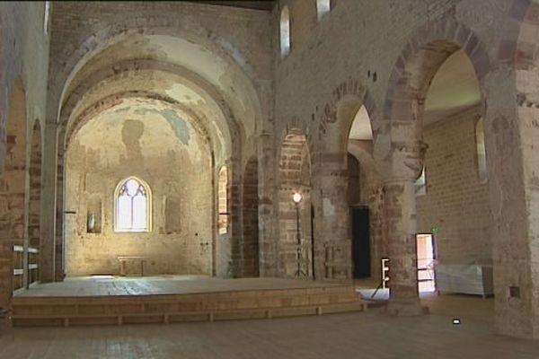 Le prieuré de Marast, près de Villersexel, date du 12 ème siècle...