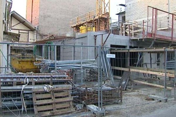 Le nombre de permis de construire attribués au dernier trimestre 2013 a chuté de 42% dans l'Allier.