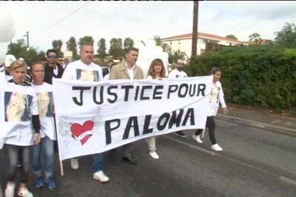 Parents et amis de Paloma demandent aujourd'hui justice pour la jeune fille.
