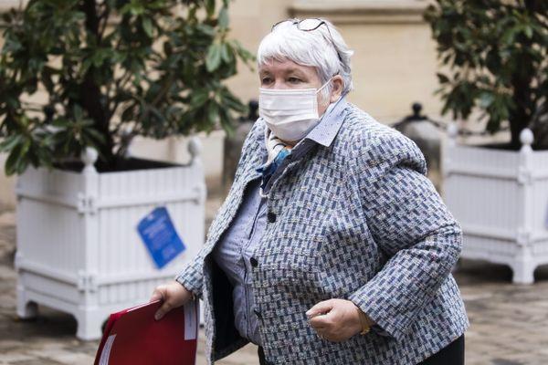 La ministre de la Cohésion des Territoires Jacqueline Gourault se rend notamment, ce vendredi 2 octobre, dans les thermes d'Evaux-les-Bains.