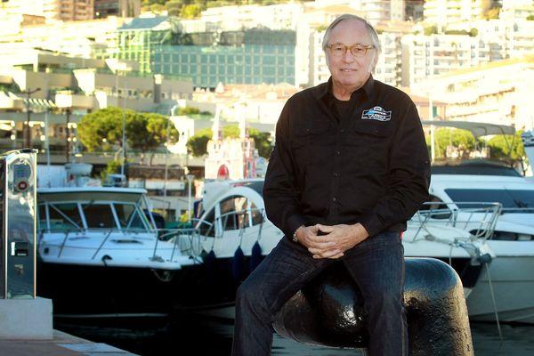 Jean-Louis Schlesser, directeur de l'Africa Eco Race.