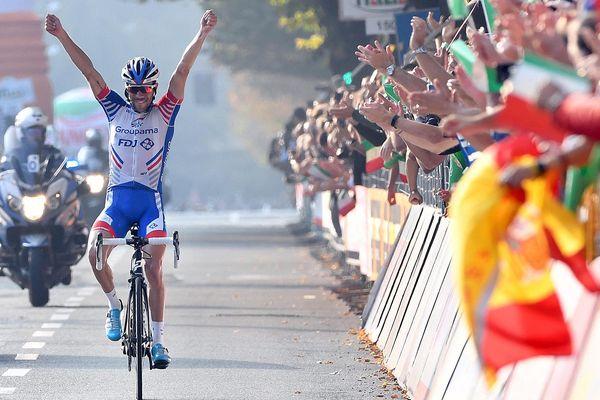 Thibaut Pinot sur le Giro 2018