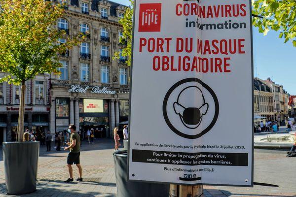 Le port du masque est rendu obligatoire jusqu'au 15 juillet 5 heures du matin dans tout le département, et jusqu'au 2 août inclus dans les communes littorales.
