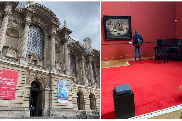 La nouvelle exposition du Palais des Beaux-Arts, Open Museum Music, offre une expérience sensorielle inédite.