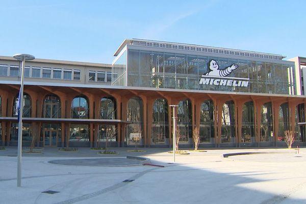 A l'image de son siège de Clermont-Ferrand, le groupe Michelin est en pleine mutation.