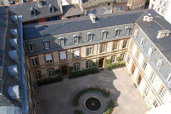 Hôtel du département de Lozère