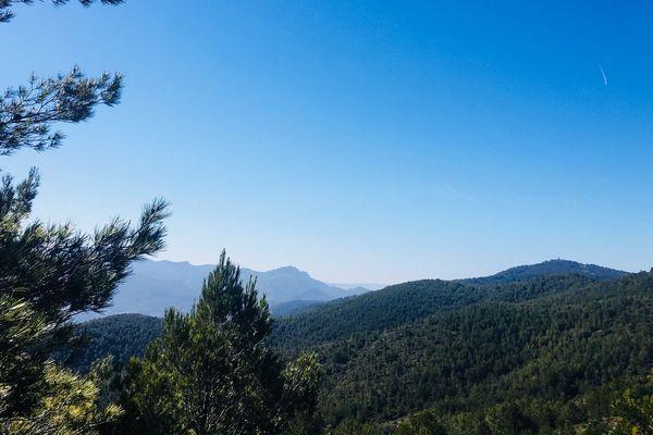 la semaine de la randonnée en Provence propose pour la 6ème édition une découverte des massifs du département.