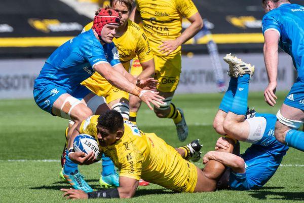 La Rochelle a affronté Le Leinster ce dimanche 2 mai, dans le cadre des demi-finales de la Coupe d'Europe de rugby.