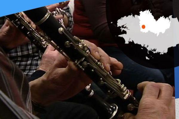 La clarinette, instrument ancré dans la culture bretonne
