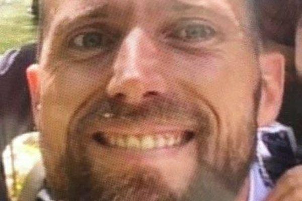 Photo de l'homme signalé comme disparu, Cédric Guth, diffusée par la gendarmerie de Haute-Garonne.