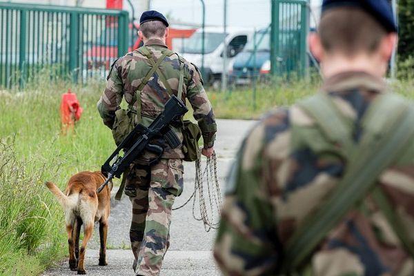 """Les troupes mobilisées pour l'exercice interarmées """"Finistère 2019"""""""