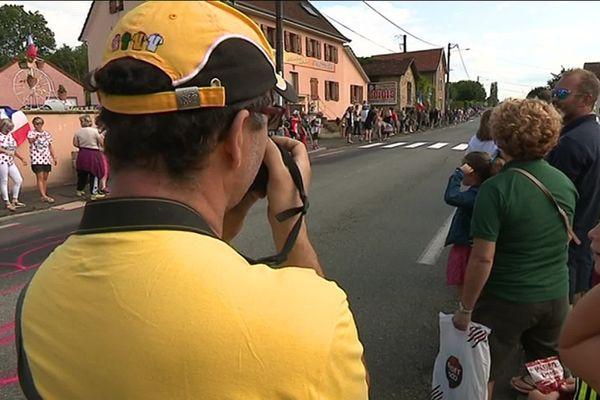 Les meilleures moments du Tour de France en Bourgogne Franche-Comté
