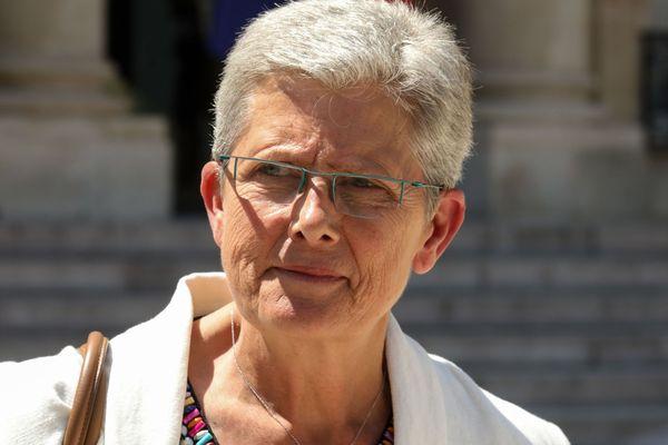 Geneviève Darrieussecq, Secrétaire d'État auprès de la ministre des Armées.