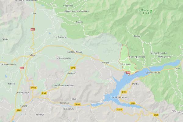 Le motard et sa passagère sont décédé dans un accident survenu sur la RN 94 au niveau de Prunières