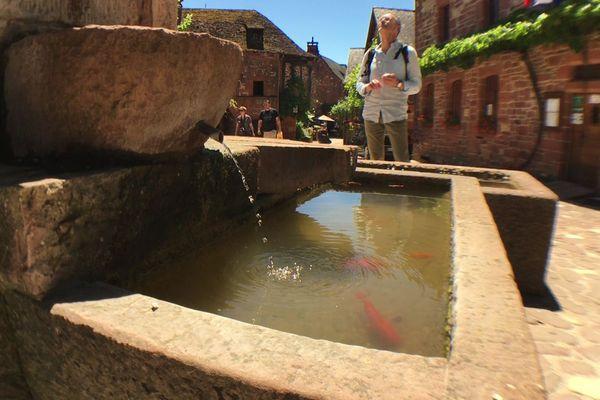 Le village de Collonges-la Rouge