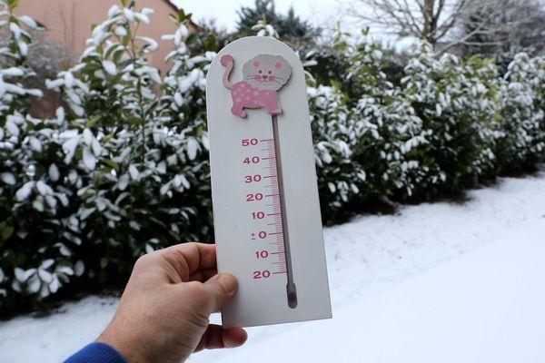 Après un mois de décembre doux, le froid surprend en ce mois de janvier 2021