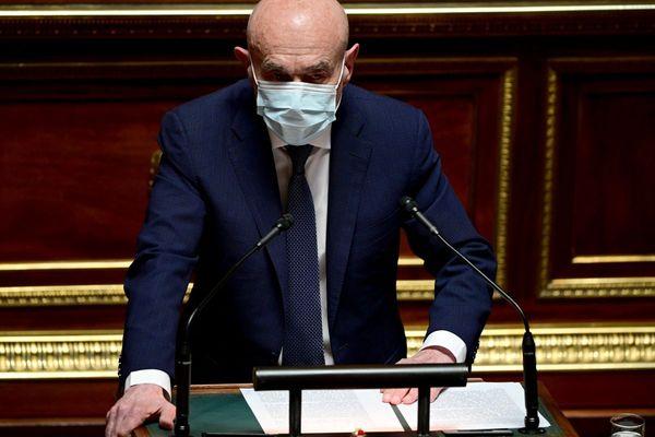 Jeudi 9 septembre, Claude Malhuret, sénateur de l'Allier, a pris la parole au Sénat.