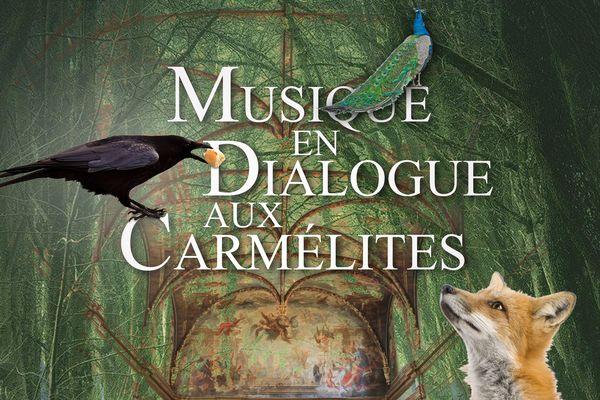 5e édition de Musique en Dialogue aux Carmélites - LA FONTAINE, la faune, la flore, la forêt