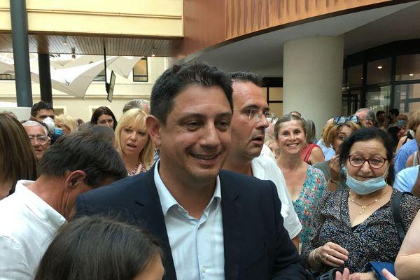 Guillaume Lepers devient le nouveau maire de Villeneuve-sur-Lot.