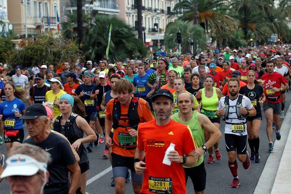 Le Marathon Nice Cannes 2020 n'aura pas lieu comme les années précédentes à cause du Coronavirus