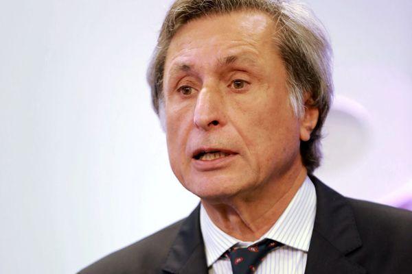 Patrick de Carolis, le candidat sans étiquette aux municipales 2020 d'Arles.