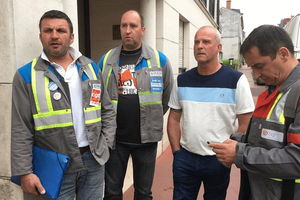Si la cour d'appel de Bordeaux leur a donné raison, les ex-salariés de GM&S ne s'emballent pas. Habitués aux recours et aux appels.